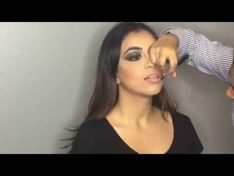 Indian/Pakistani/Bollywood Full Glam Makeup | Start to Finish | KatEyeMua
