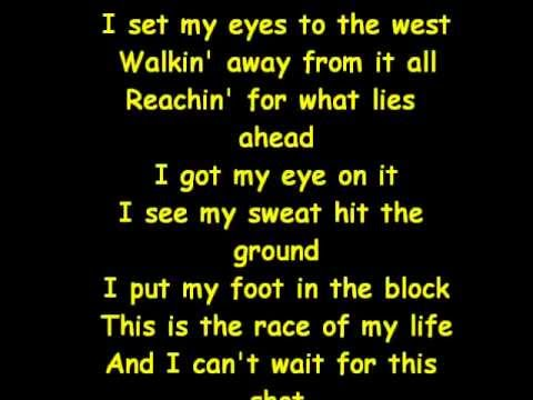 Tomac  Eye on it with Lyrics