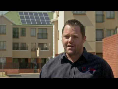 Implementing a solar solution on a residential complex is easy.