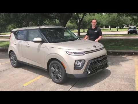 Kia Soul 2020 EX. Test Drive City+highway.