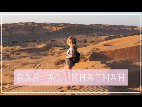 Ras Al Khaimah, UAE with Qatar Airways | Filmed with my GoPro Hero 4 Silver and Olympus OMD EM5MKII