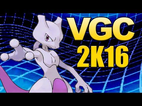 Pokemon VGC 2016  MEWTWO and Mega Mewtwo X Y Pokemon Omega Ru & Alpha Sapphire Mewtwo Moveset