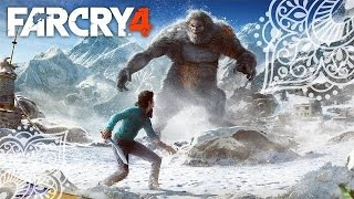 """Far Cry 4 - ТРЕЙЛЕР -  Геймплей """"Долина Йети"""" - [PC