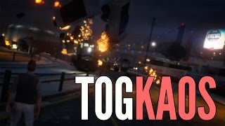 TOGKAOS  - Grand Theft Auto 5 / Norsk GTA