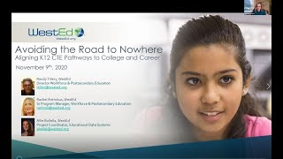 Avoiding the Road to Nowhere: Aligning K12 Pathways with College & Career