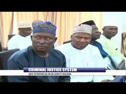 CRIMINAL JUSTICE: KDSG ANNOUNCES PLANS TO EMPLOY 50 ADDITIONAL LAWYERS TO STATE JUDICIARY SERVICE
