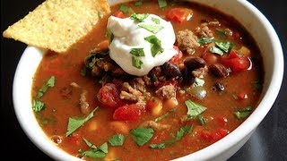 How To Make Mexican Soup Taco Style