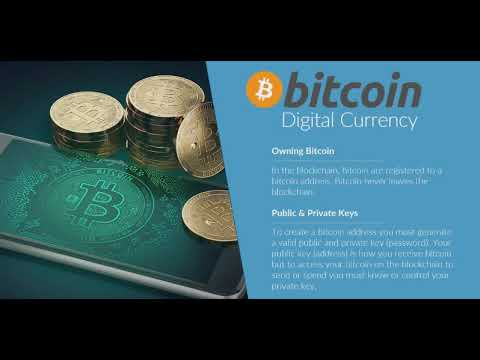 Blockchain bitcoin and cryptocurrency mit