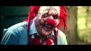 Bloody Cuts - BLU-RAY/DVD commercial - featuring Stitches the Clown
