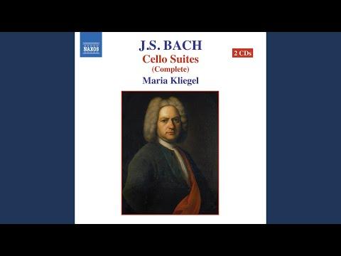 BACH, J.S.: Cello Suites Nos. 1-3, BWV 1007-1009 di Csaba ...