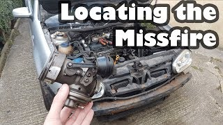 Finding the cause of the Miss Fire - Project Shed - Volkswagen Golf MK4