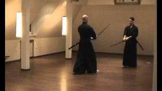 Musô Shinden Ryû - Tachi Uchi no Kurai 03: Ukenagashi