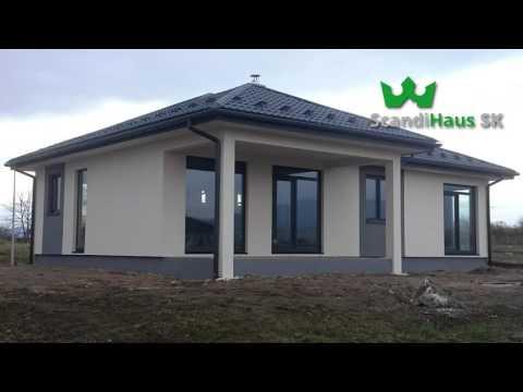 Scandi Haus SK s.r.o. - Šalgovík (2016) - montovaný dom na kľúč