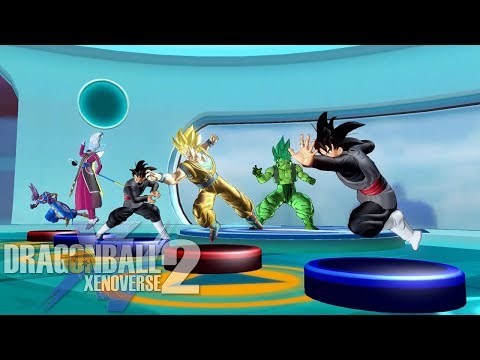 HERO COLOSSEUM GAMEPLAY! | Dragon Ball Xenoverse 2 DLC Pack 5