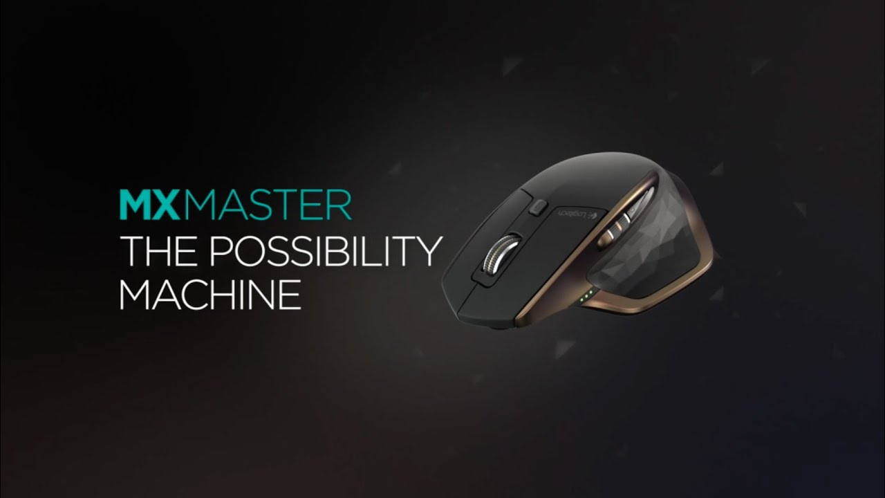 A behind the scenes look at the Logitech MX Master wireless mouse