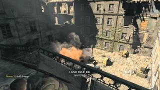Sniper Elite V2 (PC) - Gameplay - Maximum Settings - Full HD