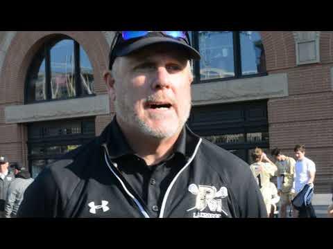 Paul VI Coach Bob Waters Interview