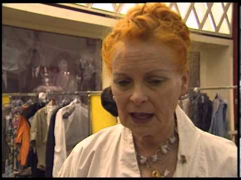 vivienne westwood interview and backstage