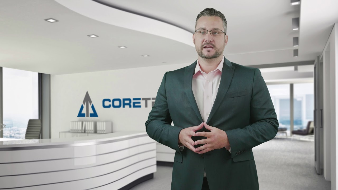 CoreTech LLC Talks About Their Talking Head Video Experience!