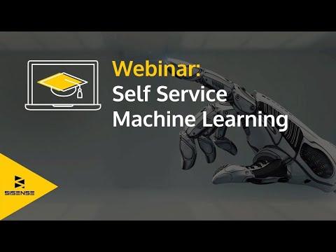 Webinar: Self Service Machine Learning