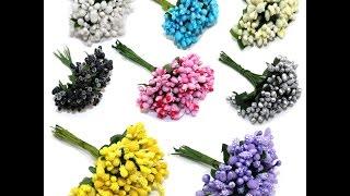 Тычинки для цветочков
