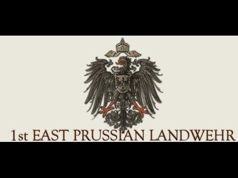 Mount & Blade Napoleonic Wars Line Battle - The 1st East Prussian Landwehr