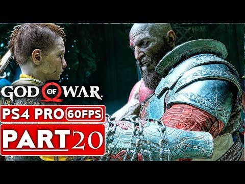 GOD OF WAR 4 Gameplay Walkthrough Part 20 [1080p HD 60FPS PS4 PRO] - No Commentary