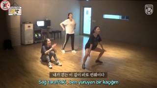 Türkçe Altyazılı Dans Pratik Odası - Jane,Halla,Yuna