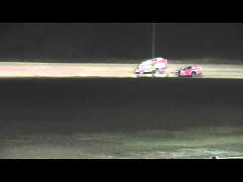 Mohawk Speedway Small Block Mods Feature 6-21-13