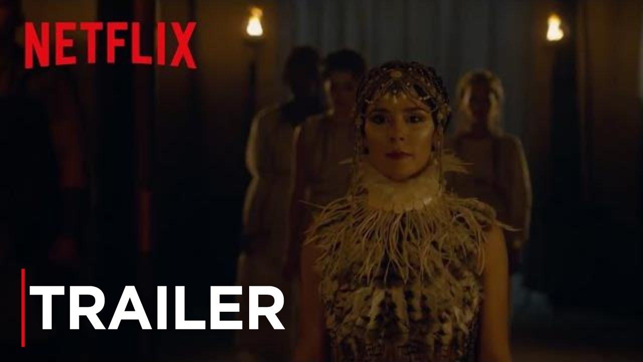 Troya La Caída De Una Ciudad Tráiler Oficial Netflix Youtube