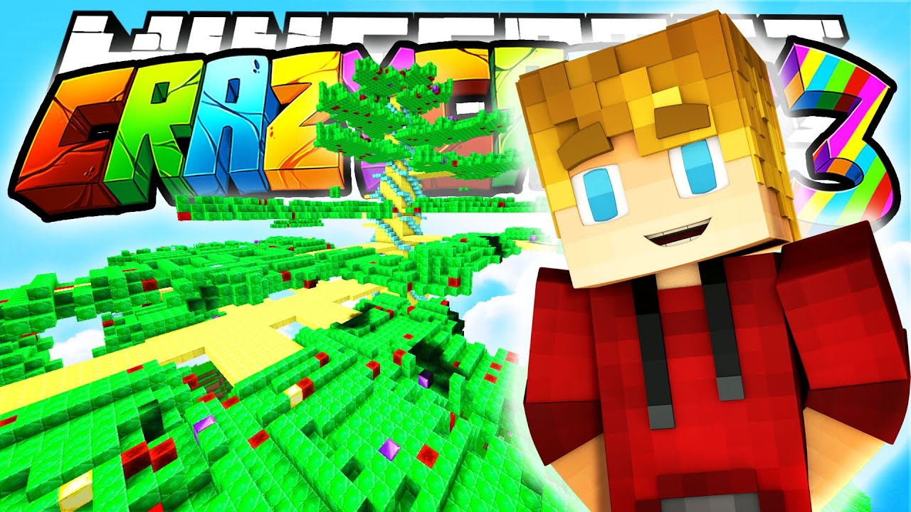 Minecraft crazy craft 3 0 the goodness tree 15 doovi for Http test voidswrath com modpacks crazy craft 3 0