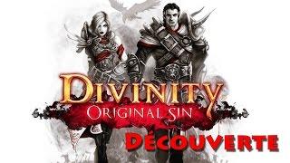 Découverte - Divinity original Sin