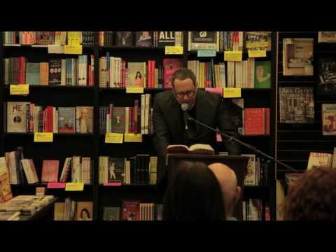 Marc Spitz Reading from Poseur at Book Soup in West Hollywood
