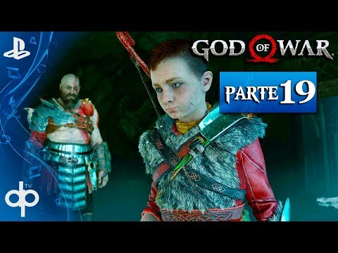 GOD OF WAR 4 Parte 19 Gameplay Español PS4 PRO 60fps | La Rebeldía de ATREUS (God of War 2018)