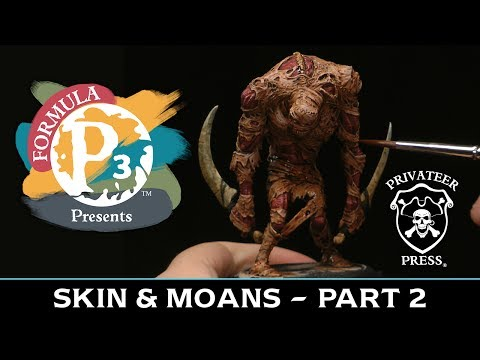 Formula P3 Presents: Painting Skin & Moans - Part 2