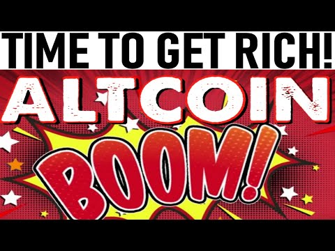 MEGA ALTCOIN PUMPS AHEAD! DON'T MISS THIS RARE OPPORTUNITY! WHALES BUYING 33% OF THE NEW BITCOIN!
