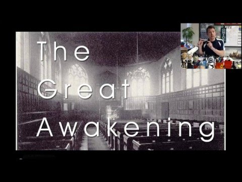 American Revolution - 01 - Enlightenment & Great Awakening