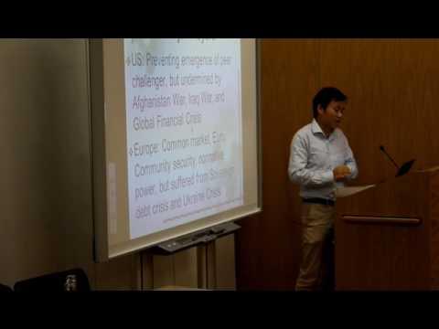 Europaeum Summer School 2016 - Wu Chengqiu + Robert Harris panel
