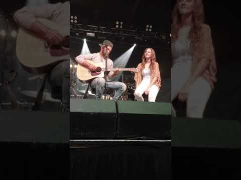 Take Back Home Girl - Chris Lane Ft. Brittany Wimpee (live)