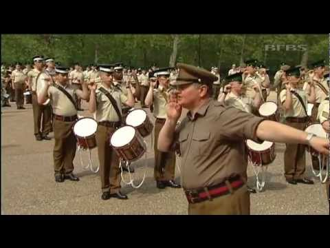 Household Division Beat Retreat 28.05.12