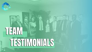 Clear Vision Communications Team Testimonials