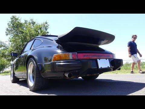 1985 Porsche 911 Carrera 3 2 Euro Spec In Texas Usa Youtube
