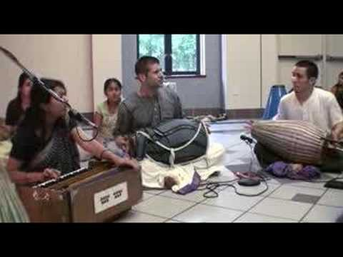 Gurukuli Bhajans - Tamal Krishna Goswami's Vyas Puja