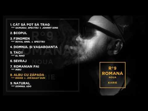 Karie feat. Jon Băiat Bun & BiGGiE - ALBU CU ZĂPADA [prod. MD Beatz]