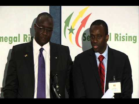 Senegal Press Conference 0
