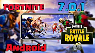 Fortnite Android 7.0.1 Mod APK Download (Link in Description)(Android Apk) | Gaming With Arjun