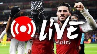 Arsenal 3 - 0 Rennes | Arsenal Nation Live Analysis