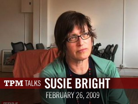 TPMtv: A Talk With Susie Bright