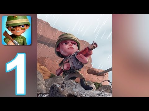 War Heroes - Gameplay Walkthrough Part 1 (iOS, Android)