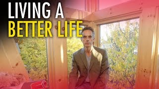 Jordan Peterson on living a better life (and his new book)